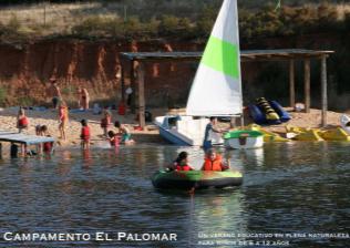 Campamento El Palomar
