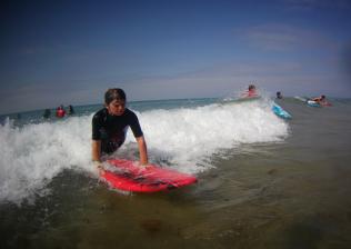 CAMPAMENTO SURF PLAYA CANTABRIA 2020