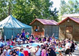Campamento Molino de Butrera - Multiactividad con Inglés.