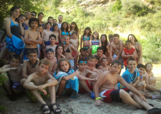 Adventure Summer Camp 2020. -COVID Free Camp--1
