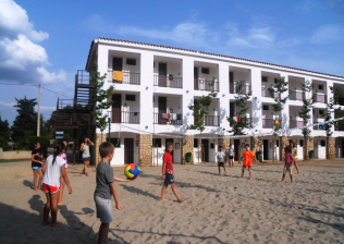 Campamentos de Inglés en Vallclara (Tarragona)-11