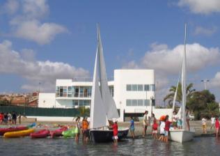 Campamento Náutico+Inglés ARBOLAR