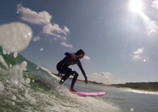 SURF CAMP MENORES ESCUELA CANTABRA DE SURF