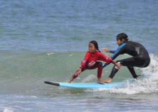 SURF CAMP MENORES ESCUELA CANTABRA DE SURF-1