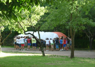 CAMPAMENTO DE OCIO Y NATURALEZA  VIVE TU MEJOR AVENTURA -5