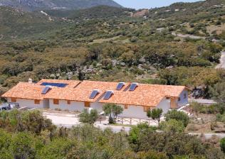 Campamento Multiaventura en Alcornocales