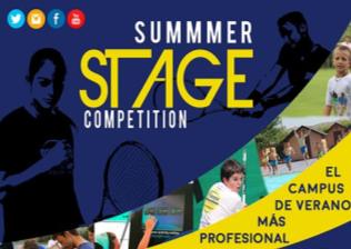 Summer Stage - Tenis en JCFerrero-Equelite Sport Academy