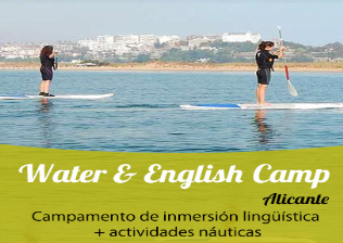 Water  & English Camp- Alicante