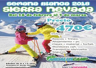 Semana Blanca Sierra Nevada 2018
