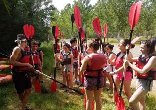 Campamento Naturaleza, aventura.Ciudad Rodrigo (Salamanca)
