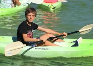 Campamento en inglés Lagunas de Ruidera