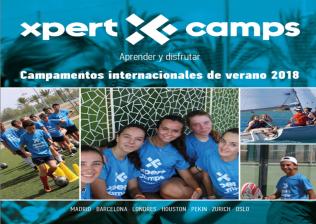 CAMPAMENTOS XPERT-CAMPS 2018
