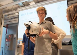 Maker Challenge Semana Santa 2018