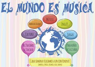 El Mundo es Música