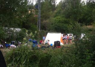 Cabañas Camping Sierra de Peñascosa-18