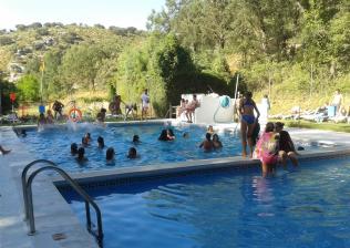 Cabañas Camping Sierra de Peñascosa-20