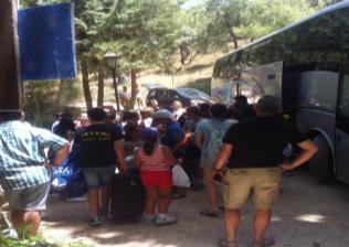 Cabañas Camping Sierra de Peñascosa-22