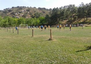 Cabañas Camping Sierra de Peñascosa-23