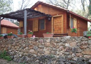 Cabañas Camping Sierra de Peñascosa-33