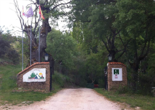 Cabañas Camping Sierra de Peñascosa-29