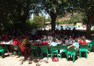 Cabañas Camping Sierra de Peñascosa-27