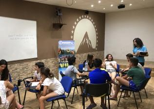 Campamentos Mediterráneo Chef