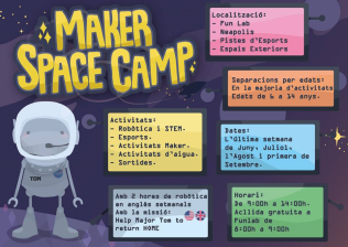 Maker Space Camp