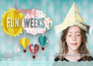 Fun Weeks Kids&Us Boadilla del Monte