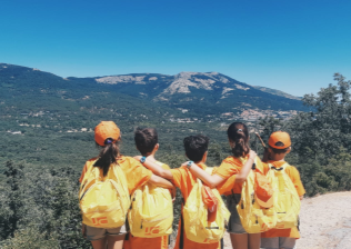 Campamento Internacional en S.L. de El Escorial - Inglés, Francés y Español