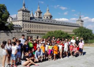 Campamento Internacional en S.L. de El Escorial - Inglés, Francés y Español-4