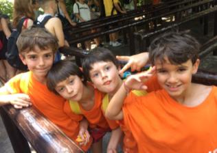 Campamento Internacional en S.L. de El Escorial - Inglés, Francés y Español-6