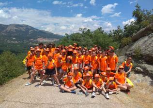 Campamento Internacional en S.L. de El Escorial - Inglés, Francés y Español-9