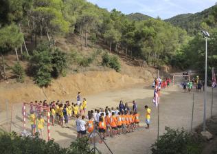 Campamento de Inglés en Tarragona (Poblet)-11