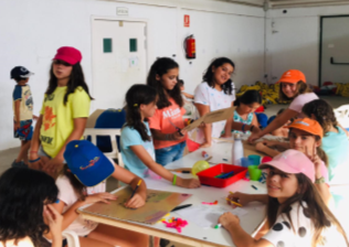 Campamento inglés y multiaventura en La Cabaña del Alberche-4