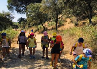 Campamento inglés y multiaventura en La Cabaña del Alberche-10