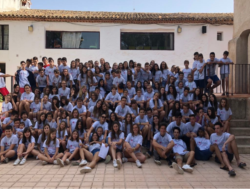 Summer camp 2021 - Inmersión total en inglés