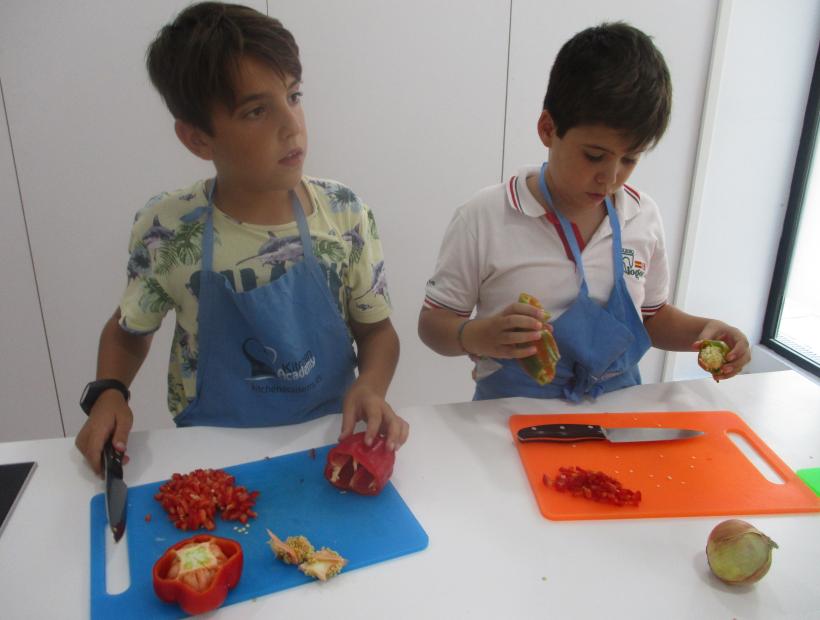 Campamento Residencial de Cocina y Deporte (Semanal)-3