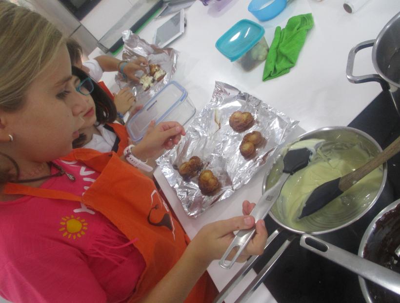Campamento Residencial de Cocina y Deporte (Semanal)-5