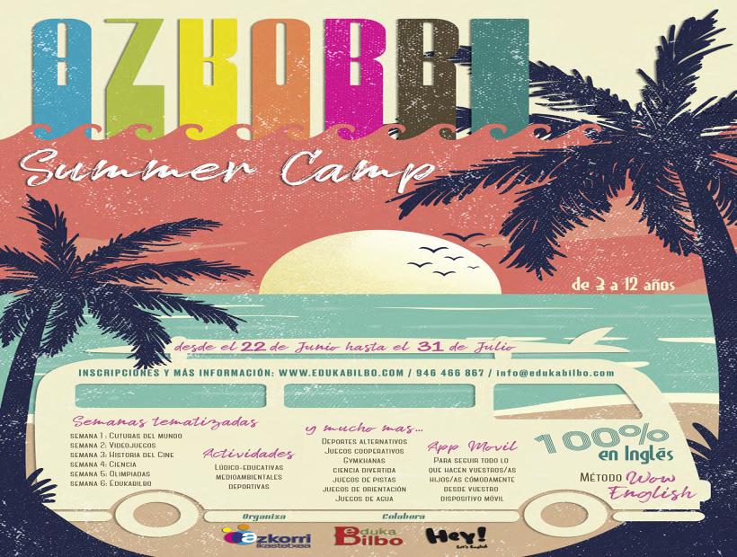 Azkorri Summer Camp