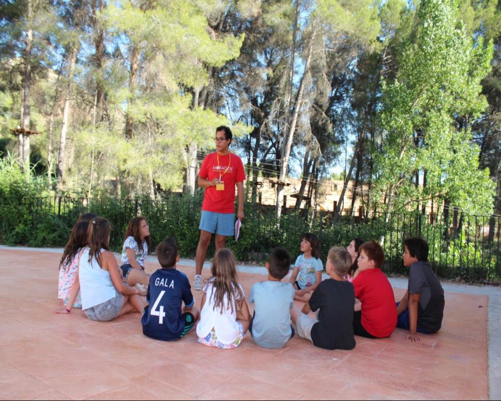 Summer camp 2021 - Inmersión total en inglés-9